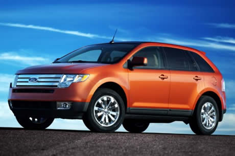 Import ford edge to the uk 40