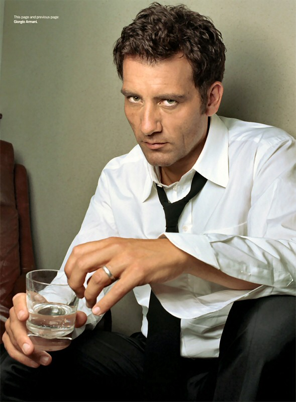 clive owen movies