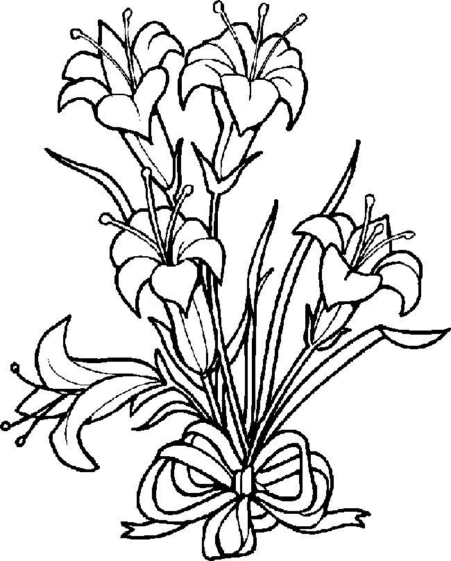 Desenhos De Flores 6