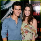Taylor Lautner e Ashley Greene
