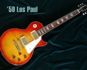 Guitarra Les Paul 3