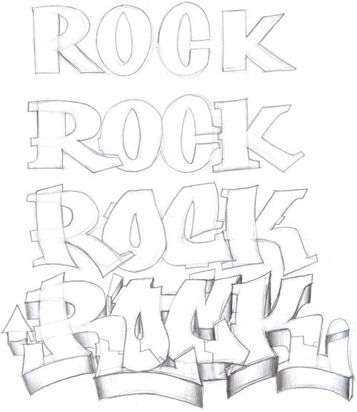 abecedario en graffiti. abecedario en letras chinas.