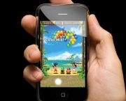 PRNewswire, London, March 10. PARIS - Gameloft confirms plans to develop for iPhone with over 15 titles in 2008.  (PRNewsFoto/GAMELOFT) (Newscom TagID: prnphotos069855)     [Photo via Newscom]