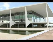 Palácio do Planalto - Maquete (2)