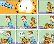 Tirinhas do Garfield 05