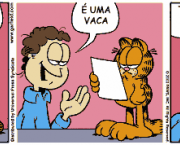 Tirinhas do Garfield 12