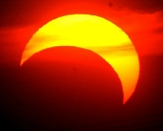 USA SONNENFINSTERNIS