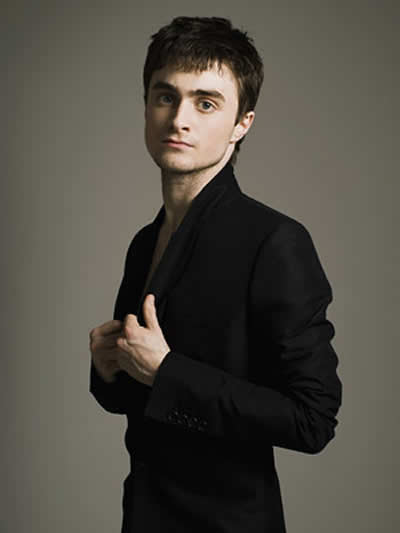 Daniel Radcliffe in Black Tie