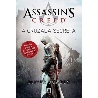 Livro Assassin's Creed