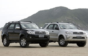 Hilux SW4 a Gasolina