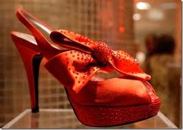 Sapato da Grife Ruby Slippers