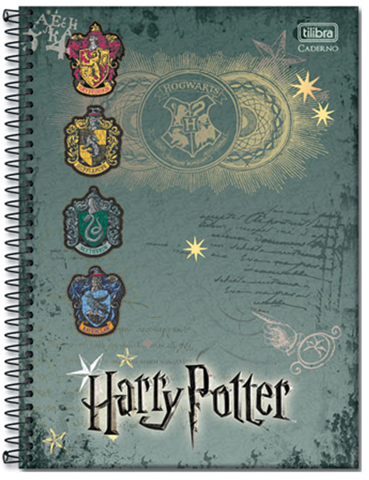 Cadernos Harry Potter