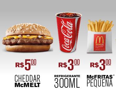 Mcdonalds Preços