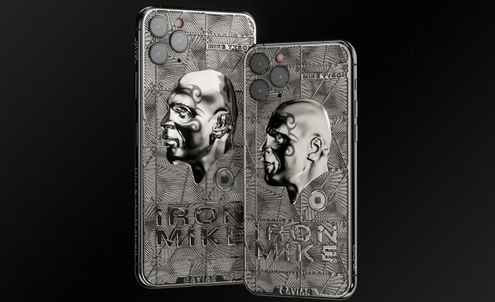 IPhone 11 Pro Mike Tyson